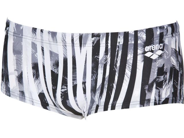 arena Arena One Riviera Pantalones cortos de cintura baja Hombre, black-black